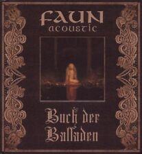 FAUN Buch Der Balladen - Acoustic CD DigiBook 2009