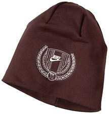 e4e93441fab Nike Since 72 Adult Unisex Beanie Hat 264010 260 Brown