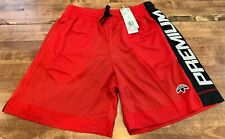 ADIDAS x ALEXANDER WANG Mens AW Basketball Shorts NBA All-Star Size S Red/Black