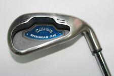 Callaway X16 Steelhead,Fer 6,RH,Arbre en acier,Club de golf,Top ZustandNr.274