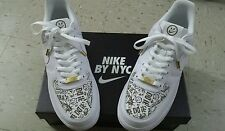 Nike Air Force 1 One Low SOHO NYC LASER ID GRAND OPENING EXCLUSIVE ULTRA RARE 11