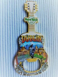 1 Hard Rock Cafe Magnet Bottle Opener Dublin