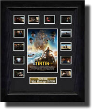The Adventures of Tintin: The Secret of the Unicorn film cell (2011) (a)