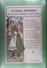 CPA France Normandie Costume Folk Folklore Tracht Trachten Traditional 2086