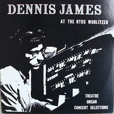 Dennis James at the RTOS Wurlitzer private organ lounge LP