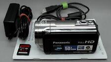 Panasonic HC V500 Full HD Camcorder 38x Zoom 1.5 Mpix 3