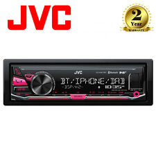 JVC KD-X441DBT Mechless Digital Media Receiver Bluetooth USB Car stereo DAB +