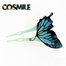Handwork Acrylic Butterfly Japanese Hairpin Kanzashi  for Kimono Fairy Geisha Sa