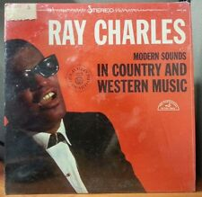 Ray Charles Modern Sounds In Country And Western Music Vinyl Record ABCS-410
