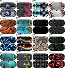 Choose Any 1 Vinyl Decal/Skin Design for Sony PS Vita PCH-2000 -Buy 1 Get 1 Free