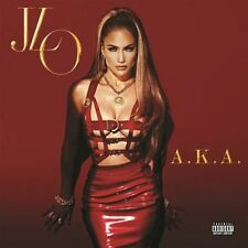 JENNIFER LOPEZ - A.K.A.  NEW CD sealed
