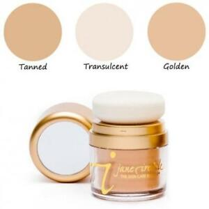 Jane Iredale Powder-Me SPF® 30 Dry Sunscreen GOLDEN 17.5g - New in Box!