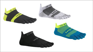 Injinji Lightweight Run Performance 2.0 No Show Ultra-Thin Coolmax socks