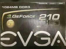 EVGA NVIDIA GeForce 210 1GB GDDR3 PCI-E Video Card 01G-P3-1312-LR FREE SHIPPING!