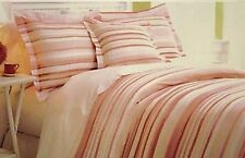 NEW Liz Claiborne Salerno Peach Twin Duvet & Sham Set
