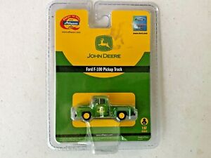 Athearn #81071 HO/1:87 Scale John Deere Ford F-100 Pickup Truck - NOS