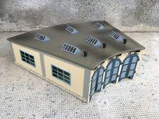garage locomotive MARKLIN ROUNDHOUSE loco jouet toy tin tôle métal