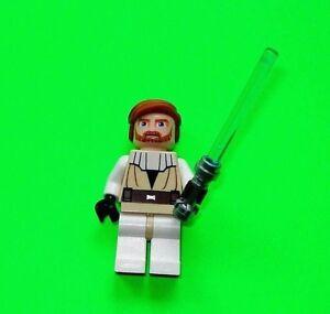 LEGO STAR WARS 7676 ### OBI WAN KENOBI - CLONE FIGUR - UNTERHÄNDLER ### =TOP!!!