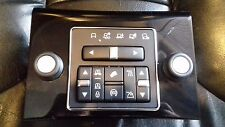 2014 LAND ROVER DISCOVERY 4 SUSPENSION RESPONSE BUTTON SWITCH CH22 14B596 AB