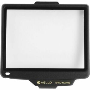 Vello SPSO-ND300S Snap-On LCD Screen Protector Nikon D300/300s Camera
