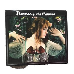 FLORENCE & the MACHINE : LUNGS DELUXE EDITION 2cds