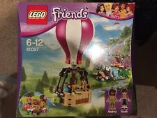 LEGO 41097 FRIENDS Heartlake Hot Air Balloon - NEW IN BOX! RETIRED!!