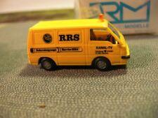 1/87 Rietze MITSUBISHI l300 RRS canale Rohrreinigungs Servive