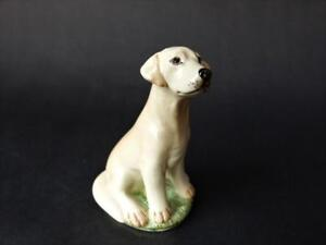 Labrador Dog  Figurine by Miranda C Smith
