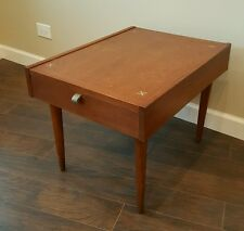 VINTAGE MID CENTURY MODERN MERTON GERSHUN AMERICAN OF MARTINSVILLE SIDE TABLE