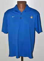 INTER MILAN ITALY 2011/2012 POLO FOOTBALL SHIRT JERSEY NIKE SIZE L ADULT