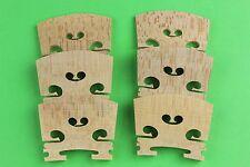 20pcs good Violin Bridges maple wood 4/4, Violin  Accessories
