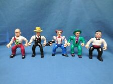 Vintage 1990 Disney Playmates Dick Tracy Figures Loy Of 5