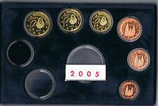 Einzelne Kursmünzen aus Spanien Euro-polierte Platte
