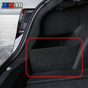 1Pc Tesla Model 3 Rear Trunk Organizer Model3 16-21 Trunk Stroage Accessories