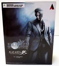 Final Fantasy VII Advent Children - Play ArtsAction Figure No.1 Rufus Shinra