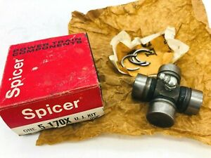 New Spicer 5-170X Universal Joint Kit 1000 Series PTO U-Joint