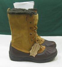 new Timberland 33985 M WATERPROOF Boots Mallard Tall WOMEN  size 7.5