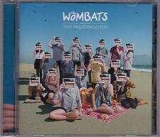 The Wombats - This Modern Glitch - CD (14th Floor 2011)