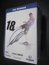 50576 Artur Wichniarek Arminia Bielefeld 08-09 original signierte Autogrammkarte