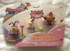 The Powerpuff Girls Juguetes Cartoon Network Townsville Pack