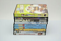 Lot Of 9 Classic TV Movies DVD's Bundle Pre-Owned Good
