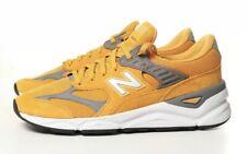 New Balance X90 MSX90RLC Mustard Yellow Gold Grey Running Shoes Mens Size 10.5