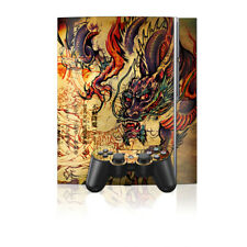 Sony PS3 Console Skin - Dragon Legend by Sanctus - DecalGirl Decal
