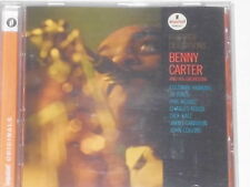 BENNY CARTER -Further Definitions- CD
