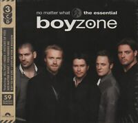 BOYZONE - No matter what - The essential - CD album (59 tracks - New & sealed)