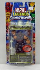 Marvel Legends Showdown Juggernaut with Open Mouth ToyBiz NIP 5+ 4 inch S164-4