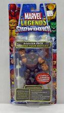 Marvel Legends Showdown Juggernaut with Open Mouth ToyBiz NIP 5+ 4 inch S164-4
