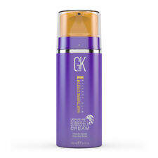 Global Keratin GKhair Leave in Bombshell Blonde Hair Toning Cream 3.4oz