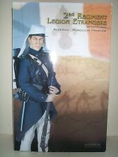 SIDESHOW 12 INCH WWI FRENCH FOREIGN LEGION INFANTRY GARY COOPER BEAU GESTE MIB
