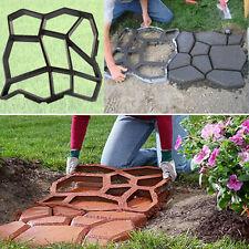 DIY Mosaik Garten Ziegel Form Dachziegel Dachpfannen Dachschiefer 43.5x43.5 cm